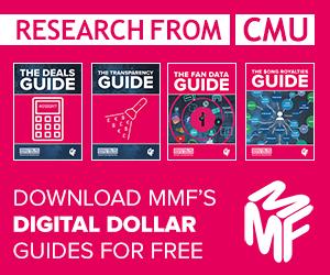CMU Contributor   Chris Cooke   Complete Music Update