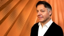 Mark Goodier recovering from stroke