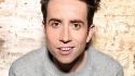 Three more years: Grimmy wants to take Chris Moyles' breakfast show crown