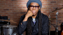 Nile Rodgers sits for