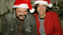 Girl Ray and The Boy Least Likely To team up for sticky Christmas song