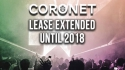 Coronet to remain open until 2018