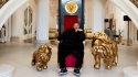 DJ Khaled wants to sell you a throne, and a load of other gold furniture he's designed