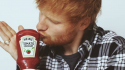 Ed Sheeran's ketchup advert idea becomes a reality