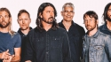 Foo Fighters pretended that Dave Grohl fell off stage in Sweden again, but he didn't