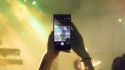 Gig-goers don't like phone filming at shows (but like filming shows on their phones)
