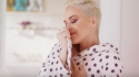 Katy Perry advertises Japanese fabric softener