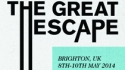 The Great Escape this week, more networking opportunities than ever, plus three pitch parties