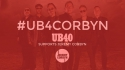 Jeremy Corbyn courts youth vote by hanging out with UB40