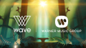 Warner announces partnership with virtual entertainment company Wave