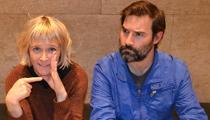 Edith Bowman & Adam Buxton