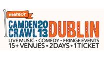 Camden Crawl Dublin