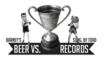 Song, By Toad's Beer v Records
