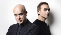 Brian Eno & Carl Hyde