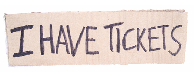 Ticket Tout