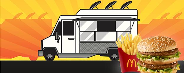 McDonald's SXSW