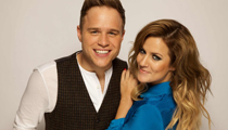 Olly Murs & Caroline Flack