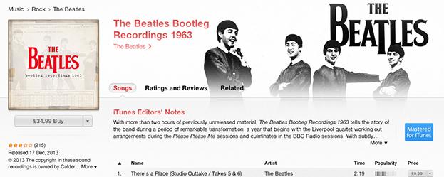 Beatles Bootlegs