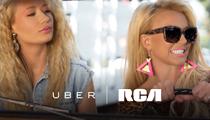 Britney's Cabs