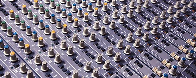 Sound Desk