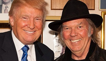 Donald Trump & Neil Young