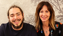 Post Malone & Jody Gerson