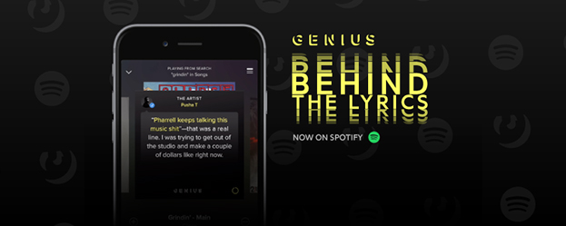 Spotify Genius