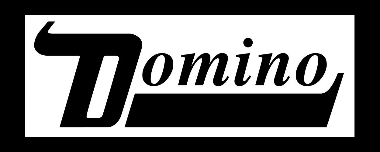 Domino Recording Company Logo