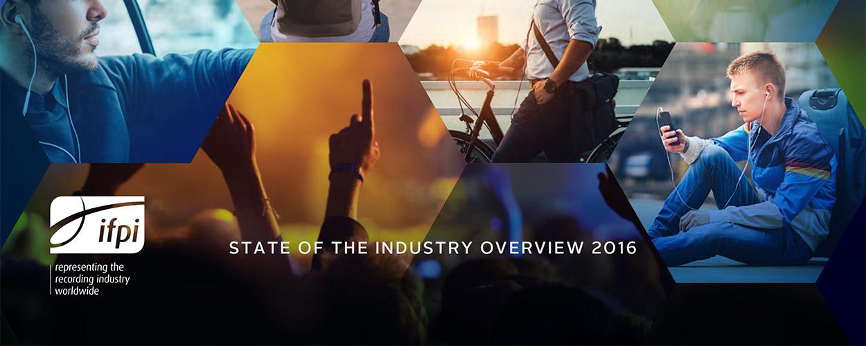 IFPI Global Music Report 2016