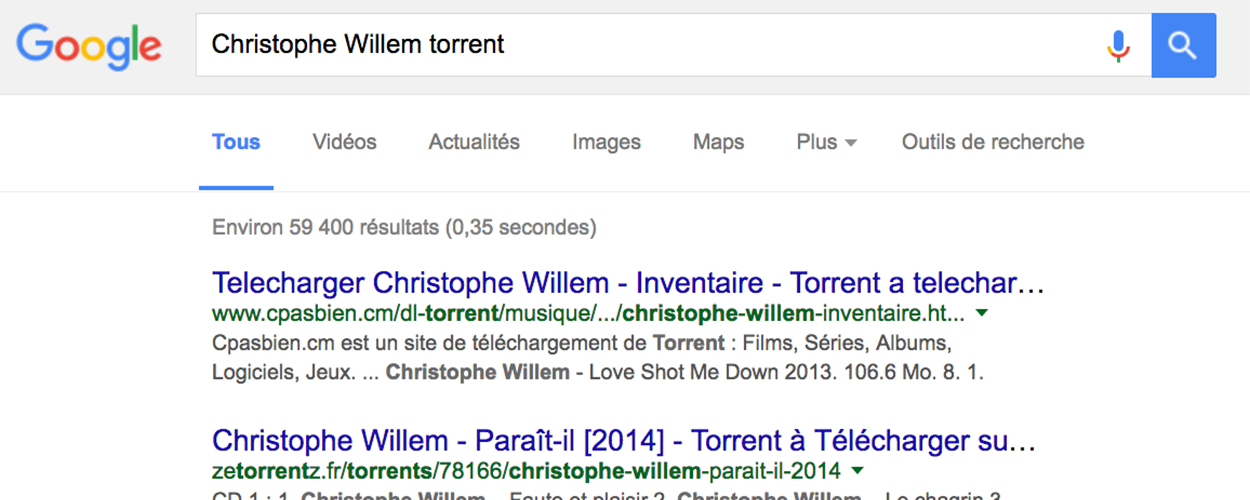 French courts reject search engine ban on the word 'torrent