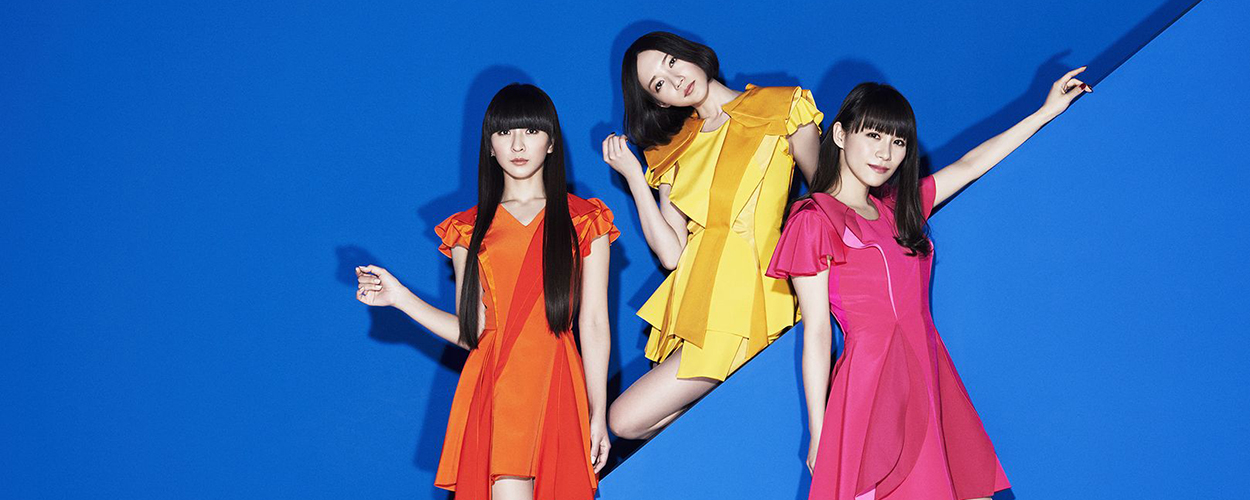 J Pop Group Perfume Announce London Stagewear Exhibition