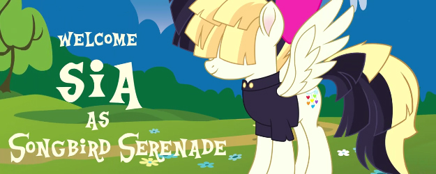 Sia Little Pony