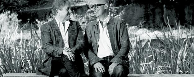 Tim Clark & David Enthoven