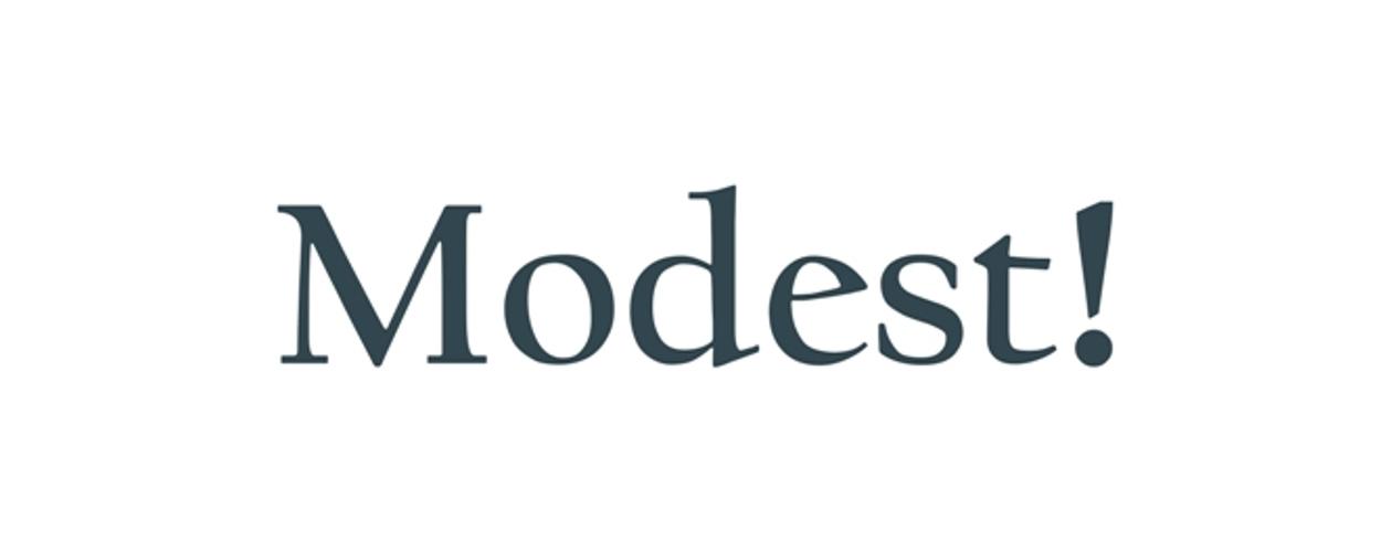 Modest! Management