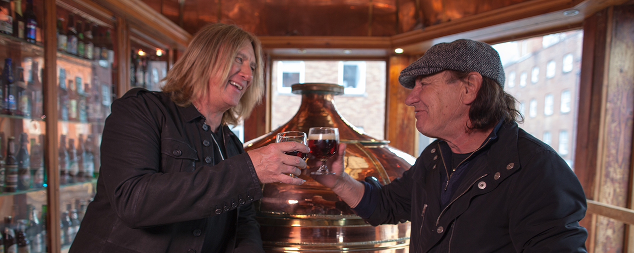 Joe Elliott & Brian Johnson