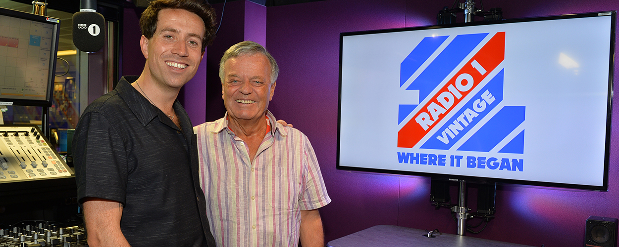 Nick Grimshaw & Tony Blackburn