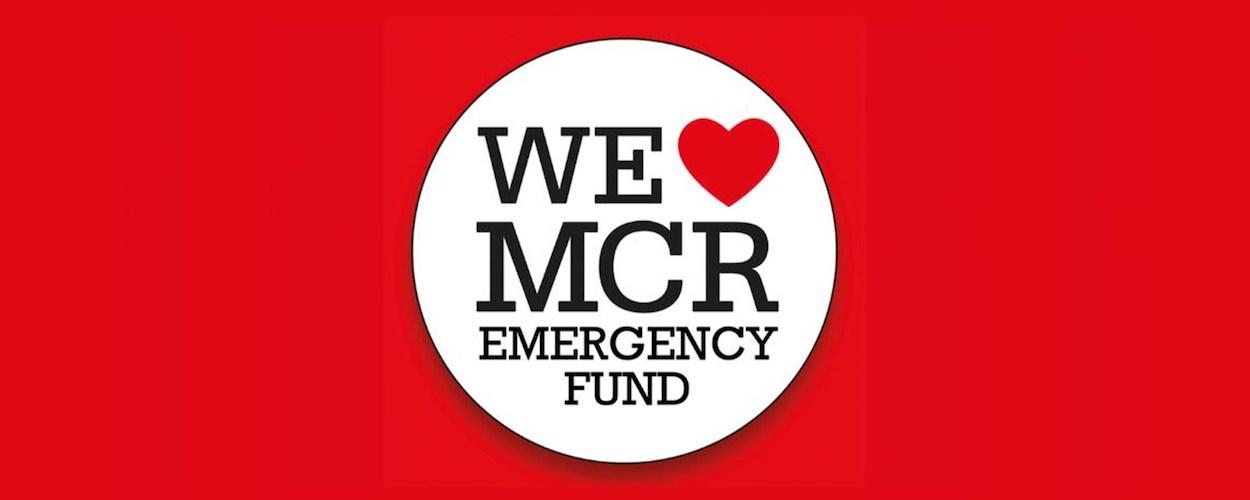 W Love Manchester Emergency Fund