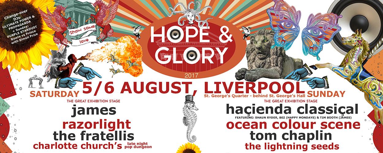 Hope & Glory Festival