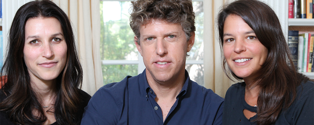 Sony/ATV Senior Vice President, Co-Head of West Coast A&R Amanda Berman-Hill, Greg Kurstin and Greg's manager Rachel Kurstin