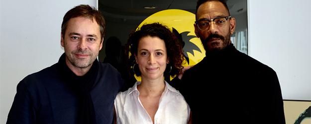 Jon Turner, Claire Mas, Darcus Beese