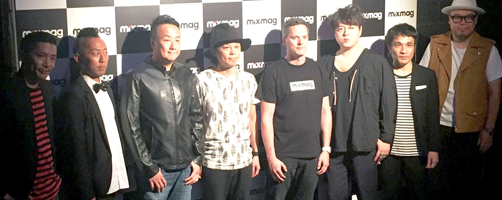 Mixmag Japan