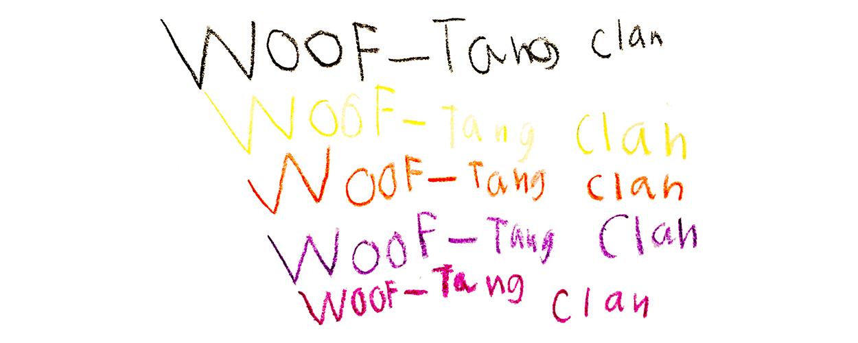 Woof-Tang Clan