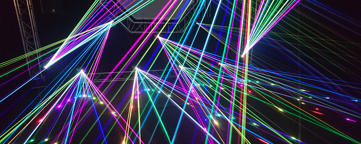 Lasers, mate