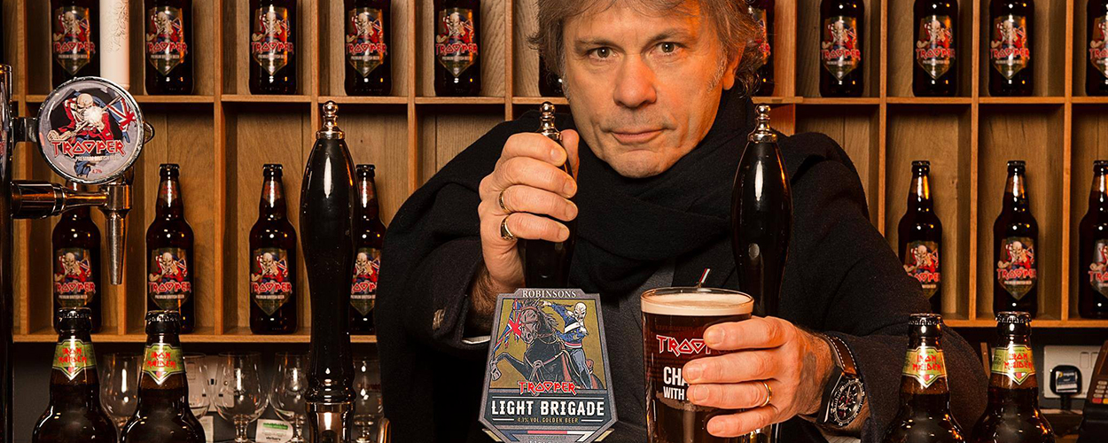 Iron Maiden Light Brigade