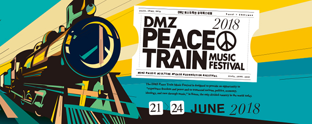 DMZ Peace Train