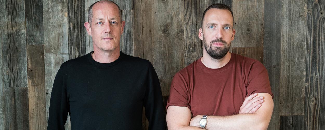 Mark Mitchell & Jack Melhuish, Parlophone