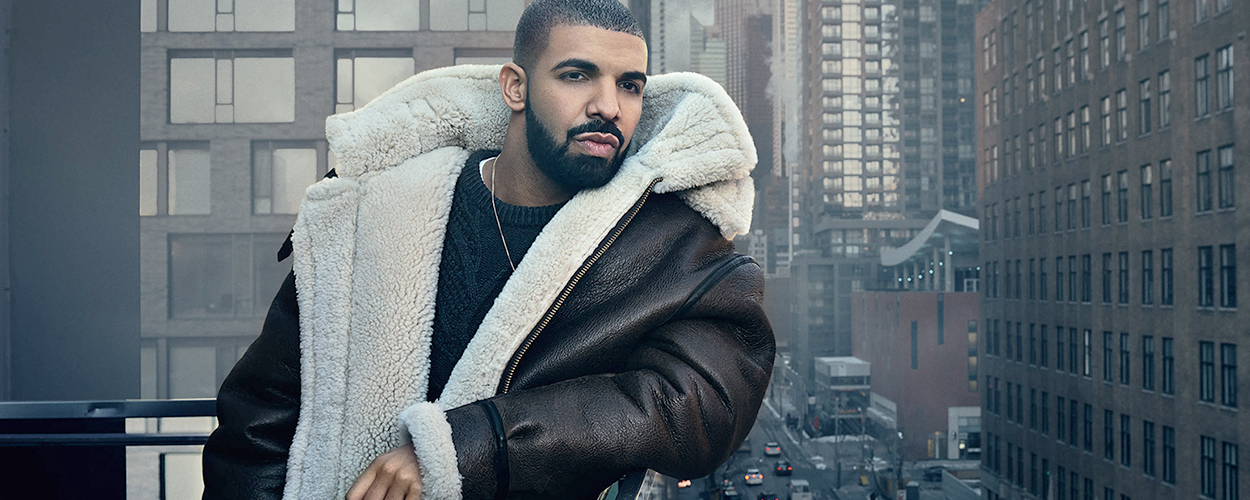 Spotify and Apple Music reveal that Drake was popular in