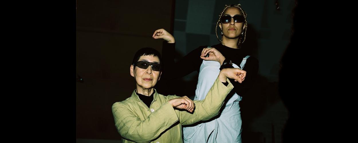 Lafawndah & Midori Takada