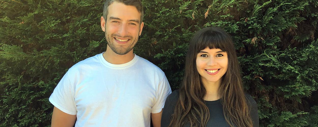 Dan Carson & Liv Whitton
