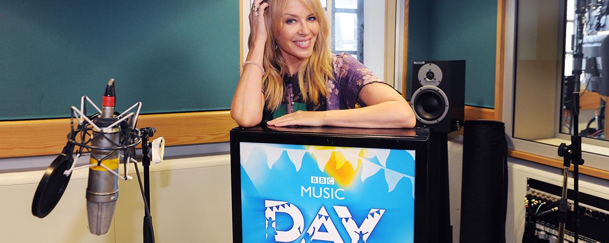 Kylie Minogue / BBC Music Day